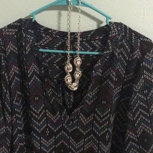 Maurices 3/4 sleeve top. A/k/a the perfect blouse.